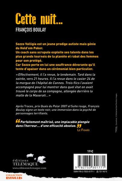 Les morceaux - François Boulay