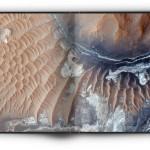 """Les impressionnants reliefs de """"Noctis Labyrinthus"""""""
