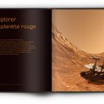L'exploration de la planète Mars