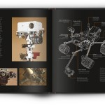 Le robot mobile de la Nasa : Curiosity