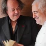 Gonzague Saint Bris & Guy Savoy