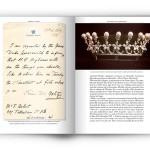 Couronnette de perles et de diamants offerte par Nicolas II à sa fiancée