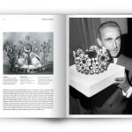 La couronne de l'impératrice Farah, présentée par Pierre Arpels