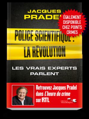 Police scientifique : </br>la révolution