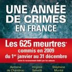 Plat 1 « Une année de crimes en France »