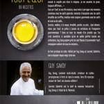 4e de couverture « Tout l'œuf – 99 recettes »
