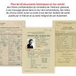 + de 40 documents historiques en fac-similé