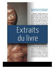 kit visuels extraits Le Fabuleux héritage de l'Égypte édition 2019 • Christiane Desroches Noblecourt