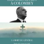 """Plat 1 de """"Dernières heures à Colombey, la mort du général"""", de Gérard Bardy"""