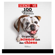 Télécharger les visuels de couverture de Science & Vie, 100 questions/réponses : ce que la science sait sur les chiens