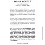Quatrième de couverture de La dette : potion magique ou poison mortel ?