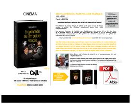Télécharger le communiqué de presse de l'Encyclopédie du Film policier Français