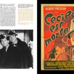 Encyclopédie du Film policier Français, année 1944