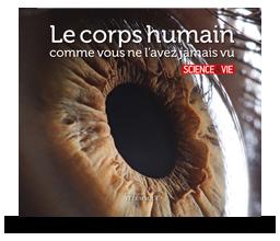 Télécharger les visuels de couverture du Corps humain comme vous ne l'avez jamais vu