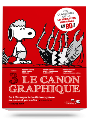 Le Canon gaphique – Volume 3