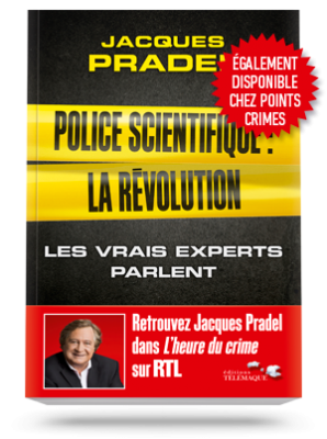 Police scientifique : </br>la révolution