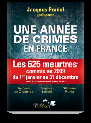 Une année de crimes en France