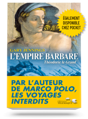 L'Empire barbare </br>Tome 2 – Théodoric le Grand