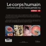 Quatrième de couverture du Corps humain comme vous ne l'avez jamais vu