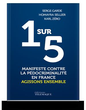 1 sur 5,<br>manifeste contre la<br>pédocriminalité en France